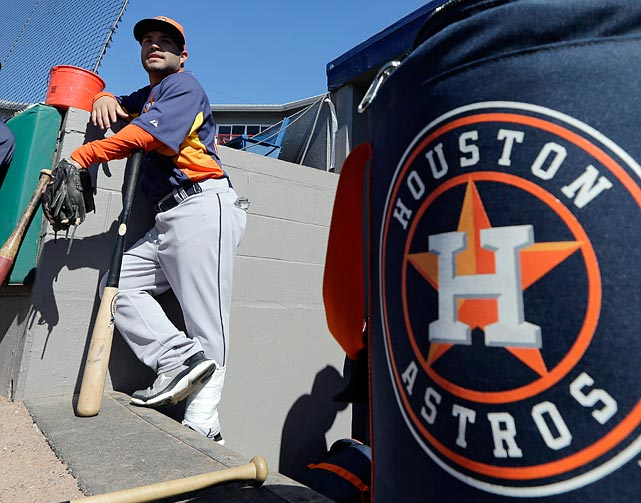 In 2012 no team improved by more than 24 wins over the previous season. The Astros could improve by 25 wins in 2013 and still have a losing record. (SI's Experts Predictions)
