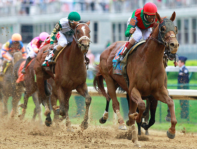 Animal Kingdom, the 2011 Kentucky Derby winner, will try and give a U.S.-based horse its first World Cup win since 2010.