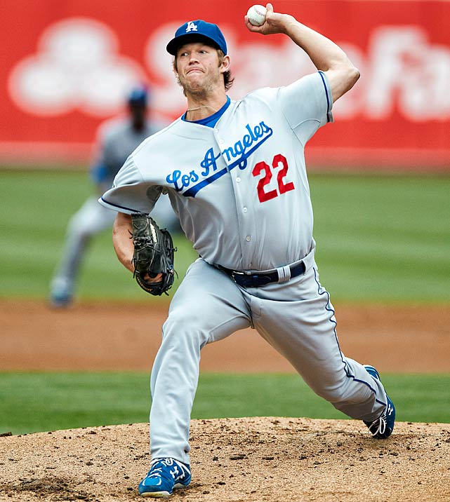 Kershaw and the Los Angeles Dodgers agreed to the richest contract ever for a pitcher. He has won two of the last three NL Cy Young awards and has led the league in ERA the last three seasons. Kershaw has a career record of 77-46 with a 2.60 ERA, including 16-9 with a 1.83 ERA last season.