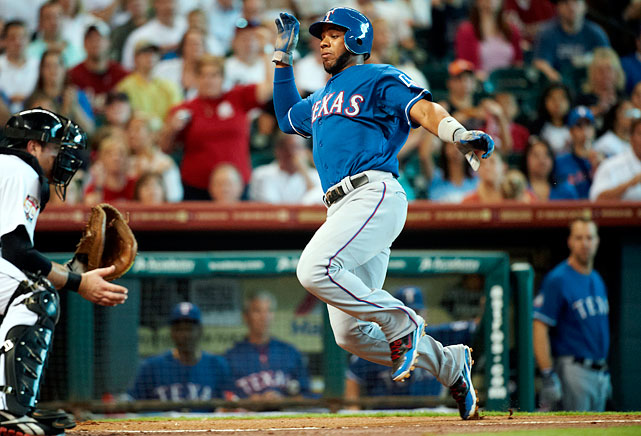 The 24-year-old Andrus is now owed $131 million over the next 10 seasons, including the money left on his current deal. Andrus is considered one of the top young shortstops in baseball. He was an All-Star in 2012, when he hit .286 with 31 doubles. But the investment is heavy for a player with a career .275 batting average and only 14 home runs in four seasons. The Rangers are betting that Andrus will continue to grow offensively.