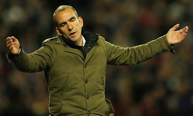 Paolo Di Canio takes over a Sunderland club one point above relegation.