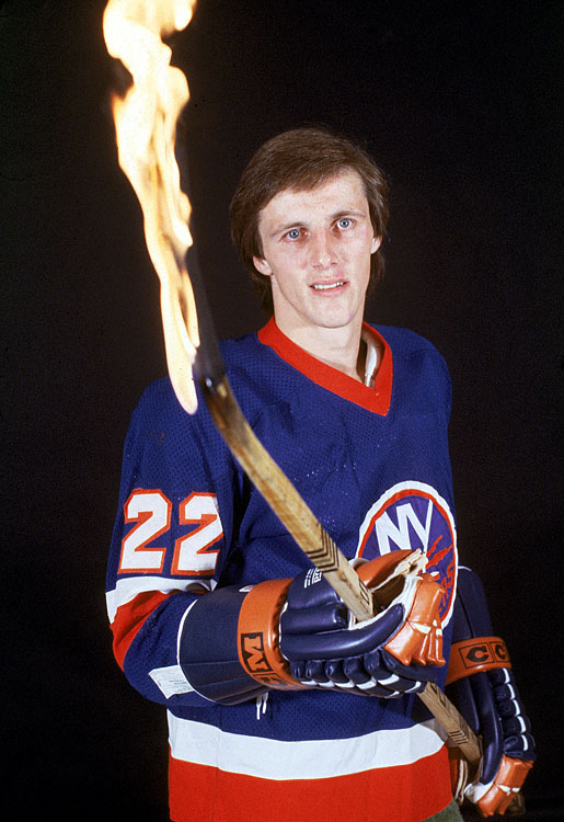 Mike Bossy scored 53 goals as a rookie in 1977-78, the first of his nine straight 50-plus seasons that included four Stanley Cups. Bossy was the 1982 Conn Smythe-winner, and his career average of .762 goals per game is the highest percentage in NHL history.