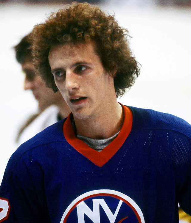 Leaping straight to the Isles out of juniors, he went on to win the Calder Trophy as rookie of the year for 1977-78 with a 53-goal, 91-point season.