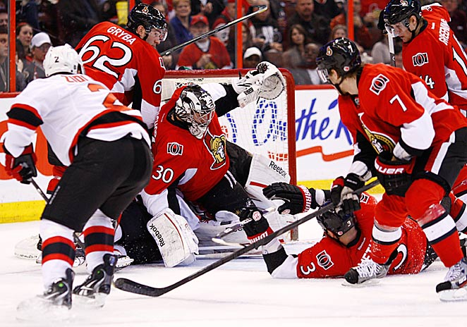 Goalie Ben Bishop and the surprising Senators are one of the more intriguing teams at the deadline.