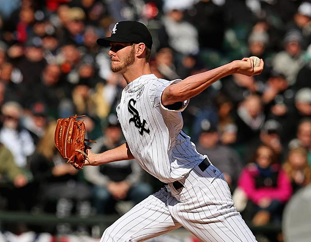 Florida Gulf Coast alum Chris Sale got the start for the White Sox and allowed just seven hits and struck out seven while walking one in a 1-0 victory over the Royals.