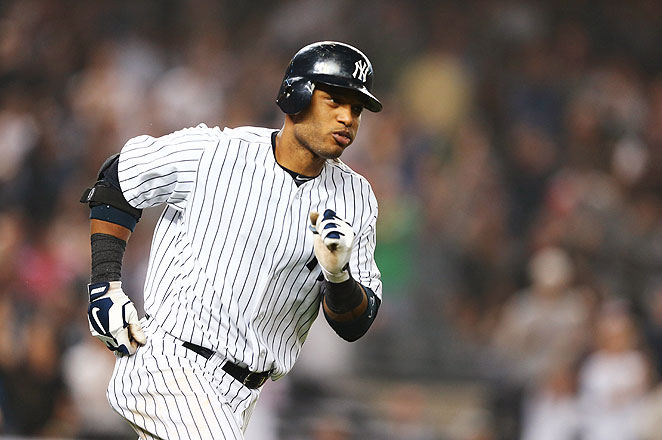 Robinson Cano is due for a large payday when his contract expires at the end of the 2013 season.