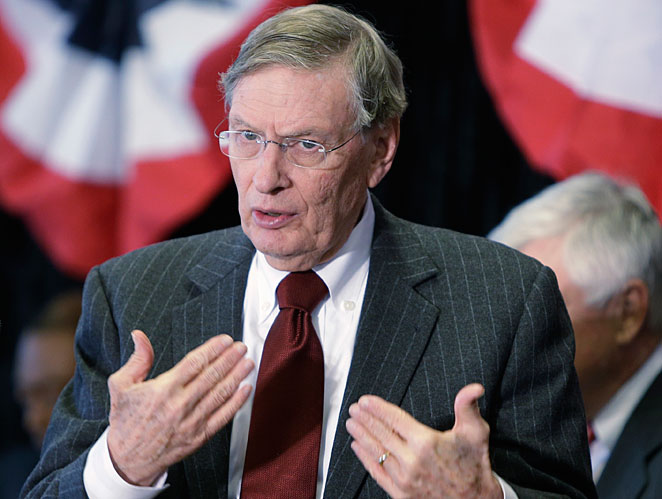Bud Selig assigned a special committee to look into the A's proposed move from Oakland to San Jose.