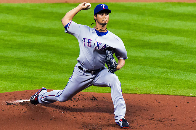 Yu Darvish's near-perfect game likely didn't surprise those who value WAR as an advanced statistic.