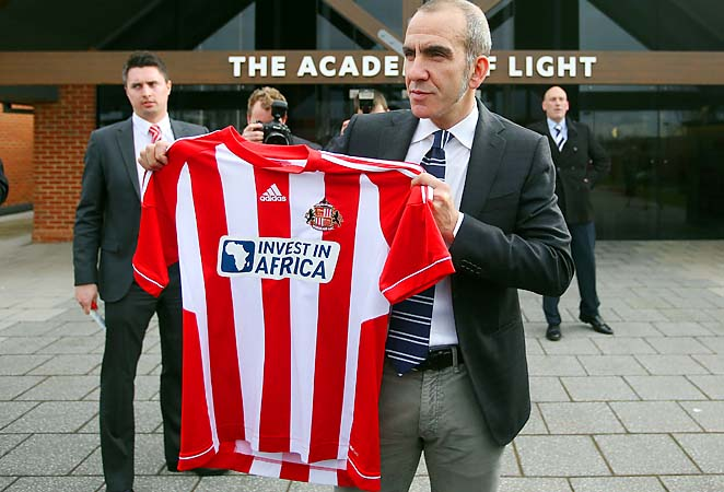 Paolo di Canio, a once-proclaimed fascist, was named Sunderland manager earlier this week.