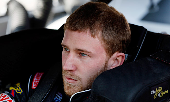 Family affair: Jeffrey Earnhardt is in rare company in racing history.