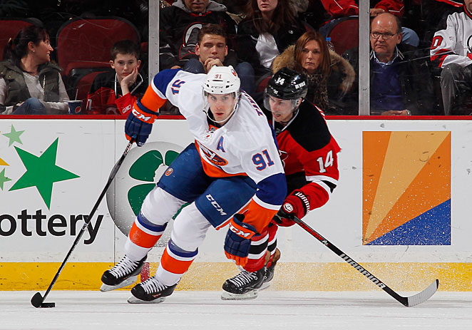 On a nightly basis, John Tavares shows why he was worthy of being the top overall draft pick in 2009.