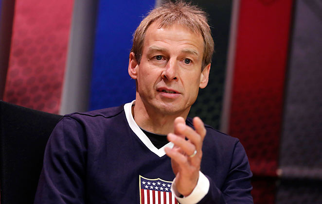 Jurgen Klinsmann has experienced ups and downs with the U.S. National Team as he has attempted to implement a new style of play.