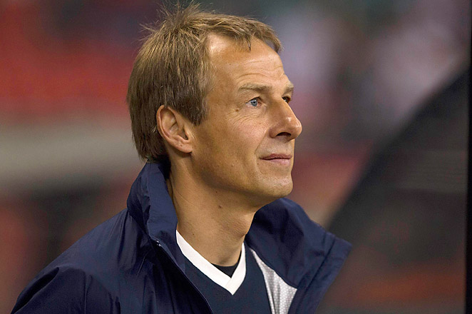 Klinsmann has the U.S. in third place in World Cup qualifying, with four points after three games.