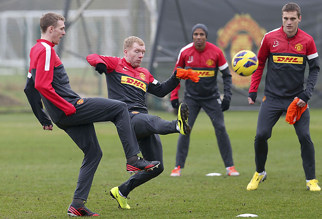 Since 2000, Manchester United has conducted training at the 108-acre large Carrington training center.