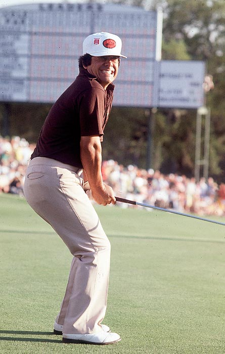 Lee Trevino tied for 14th after a final-round 74 in 1978.