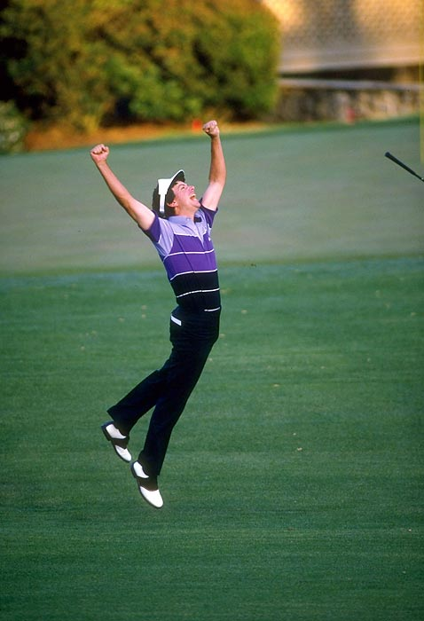 Larry Mize, an Augusta native, hit one of the greatest shots in major championship history when he chipped in on the second playoff hole to beat Greg Norman in 1987.