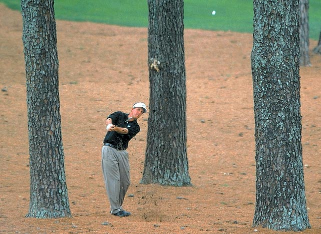 Phil Mickelson finished T6 in his sixth start at the Masters, in 1999.