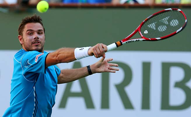 Stan Wawrinka hasn't won an ATP tournament since January 2011.