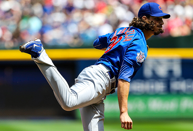 Jeff Samardzija has the physical ability to be an elite fantasy pitcher; he just needs a veteran's maturity.