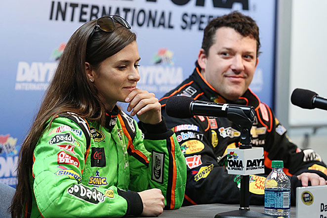 Danica Patrick and Tony Stewart have had memorable moments so far, but their team has disappointed.