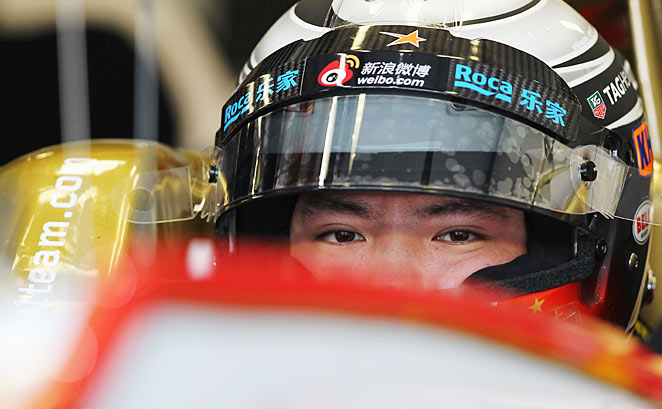Formula One is hoping the presence of reserve driver Ma Qing Hua attracts Chinese fans.