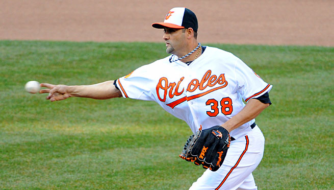 Luis Ayala will be joining the seventh team of his nine-year MLB career.