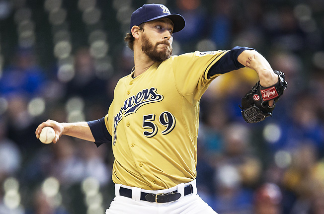 John Axford has gotten off to a horrendous start, but he should once again become the Brewers' closer.