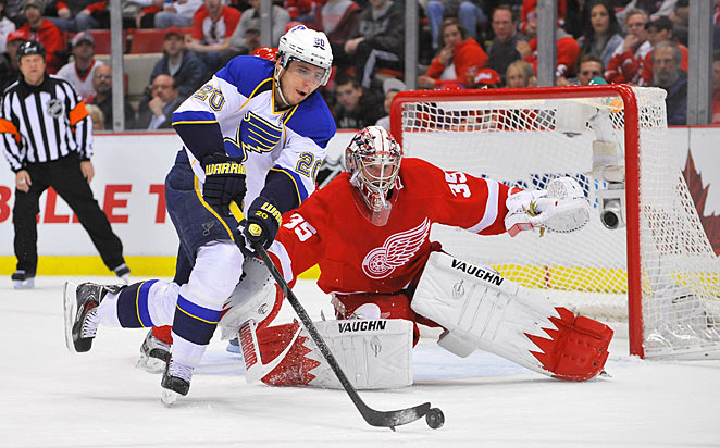 Goalie Jimmy Howard has said that he never considered testing the free agent market.