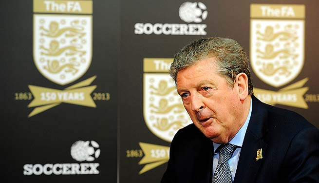 """Roy Hodgson fears sabotage from groups """"who are perhaps of a Nazi persuasion."""""""