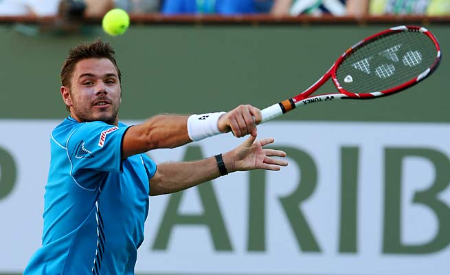 Stan Wawrinka will face Spaniard Tommy Robredo in the Casablanca semifinals.