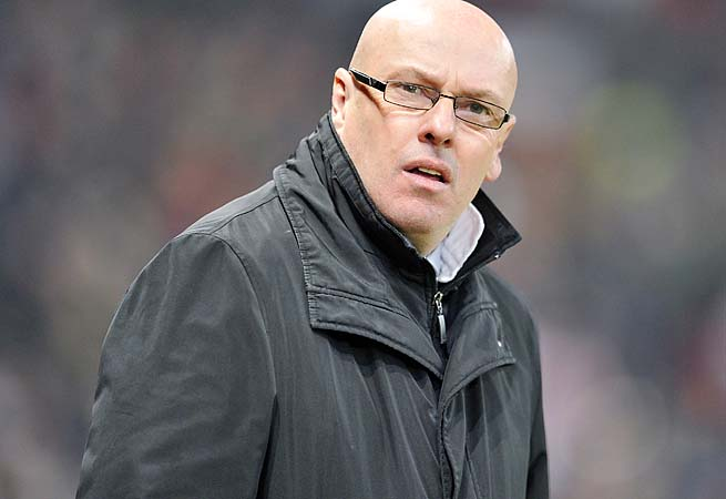 Brian McDermott was sacked by Reading on March 11.