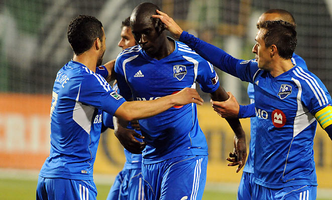 Hassoun Camara and the Montreal Impact will have to wait a day to take on the Columbus Crew.