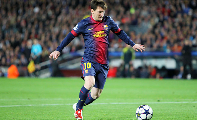 Lionel Messi will likely sit out Barcelona's game against Levante as he recovers from a hamstring injury.