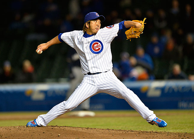 Kyuji Fujikawa's injury leaves Chicago without a true closer, as Carlos Marmol will not retake the role.