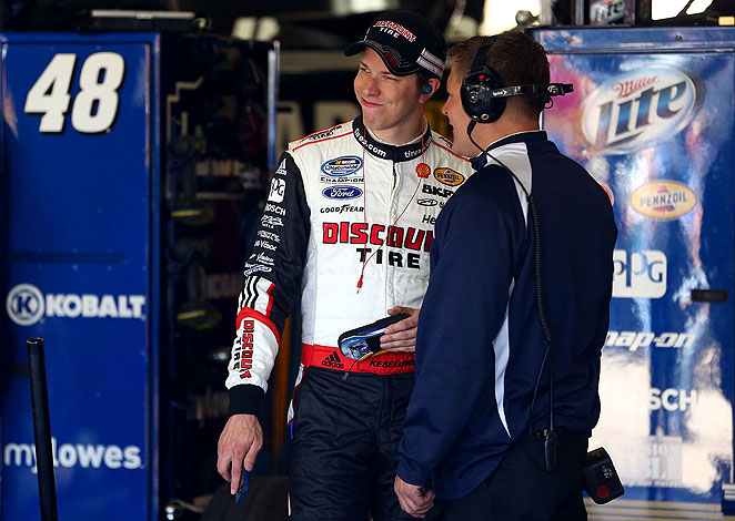 Brad Keselowski has butted heads with NASCAR officials in multiple instances this season.