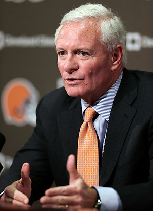 Jimmy Haslam recently returned as CEO of Pilot Flying J after stepping down following his purchase of the Browns.