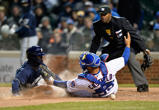 Brewers speedster Jean Segura (left) can be a cheap source of steals and runs for Jose Reyes' owners.