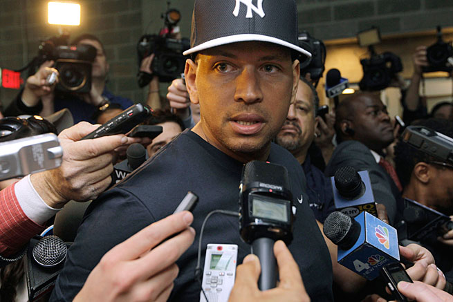 Alex Rodriguez will face even more questions about PED allegations when he returns from injury.