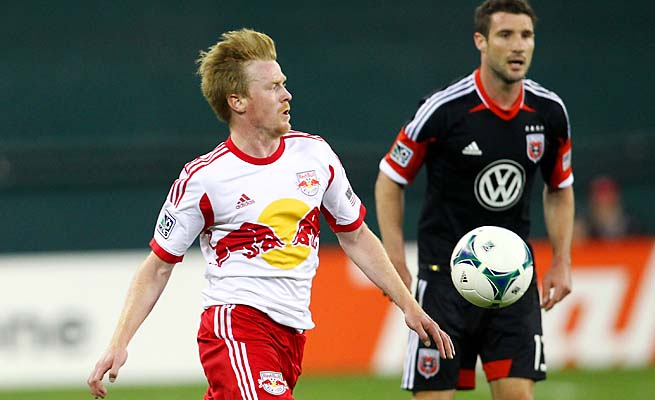 Dax McCarty and the Red Bulls are 2-4-2 and in fifth place in the Eastern Conference.