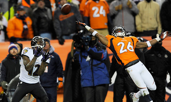 Expect to see replays of Rahim Moore's late-playoff-game misplay when the Ravens and Broncos meet in Week 1.