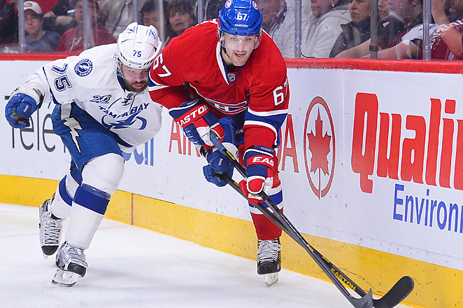 The win strengthens the Canadiens' chances at home ice advantage in the first round of the playoffs.