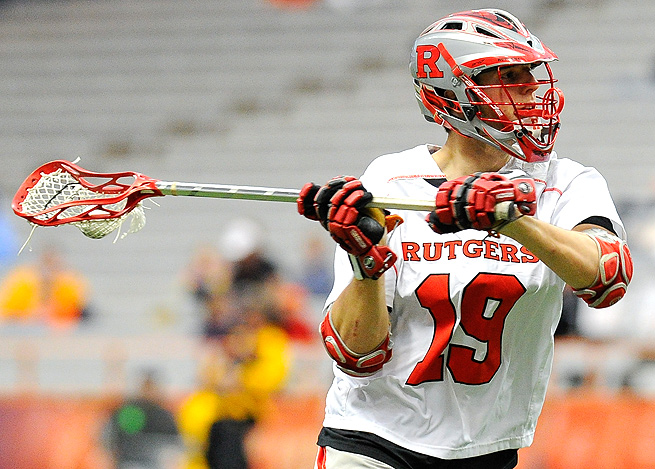 Rutgers' lacrosse team has struggled this season, and are currently 0-5 in the Big East Conference.
