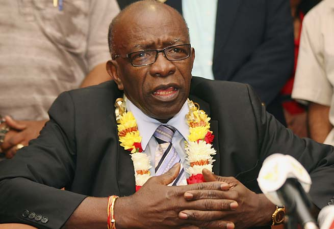 Jack Warner walked away from soccer in 2011 and thus did not have to face a FIFA Ethics Commission inquiry.