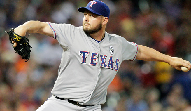 A second back surgery will keep starter Matt Harrison out until at least August for the Rangers.
