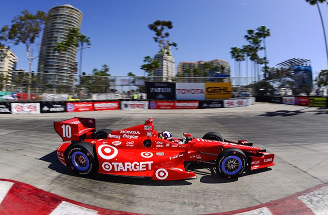 Dario Franchitti opened the weekend ranked last in the IndyCar standings and off to the worst start of his career.