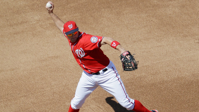Ryan Zimmerman was hitting .226 with one home run and 11 RBIs so far this season for Washington.
