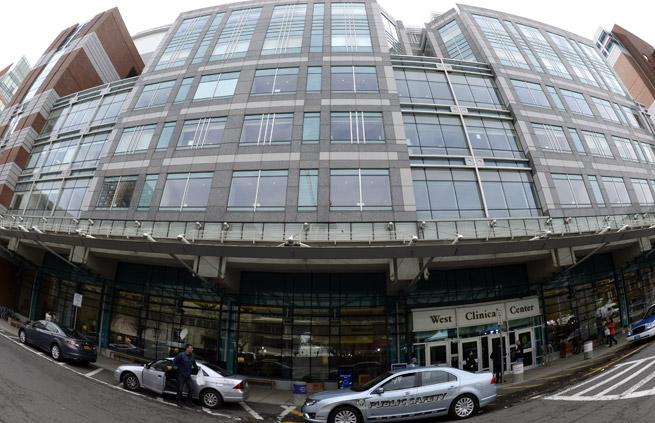 Bombing suspect Dzhokhar Tsarnaev is hospitalized at Beth Israel Deaconess Medical Center in Boston.