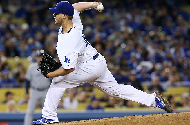 Elbow soreness on his throwing arm will again land 28-year-old Chad Billingsley on the disable list.