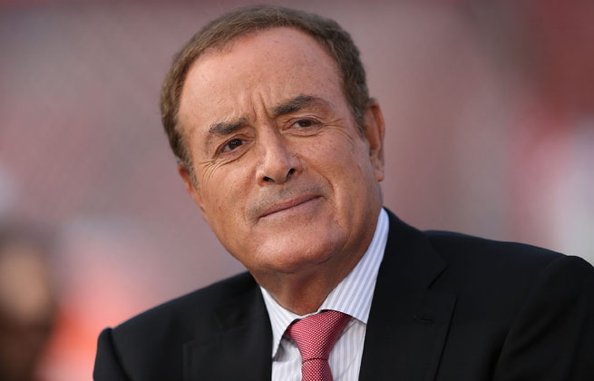 A spokesman for NBC Sports said the company 'is aware of the situation' regarding Al Michaels.