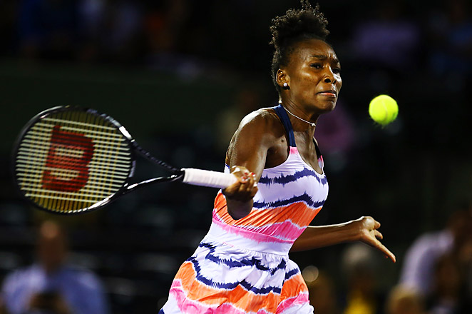 Venus Williams, who was a last minute sub for Sloane Stephens, secured the win over Sweden.